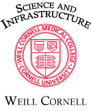 Science and Infrastructure Center Weill Cornell logo